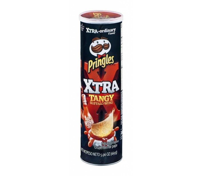 XTRA TANGY BUFFALO WING POTATO CRISPS 5.oz (158g)