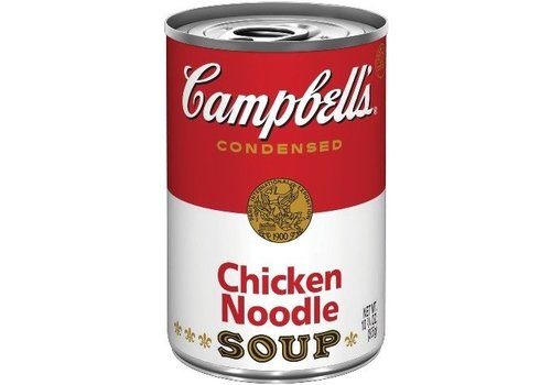 CAMPBELL'S CHICKEN NOODLE SOUP 10.75oz (305g)