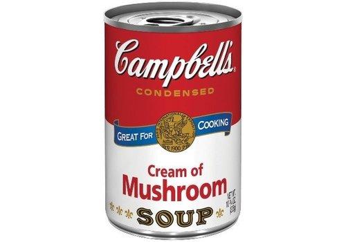 CAMPBELL'S CREAM OF MUSHROOM 10.75oz (305g)