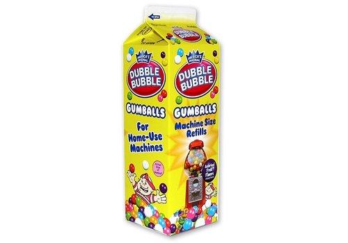 DUBBLE BUBBLE GUMBALLS REFILL 20oz (567g)
