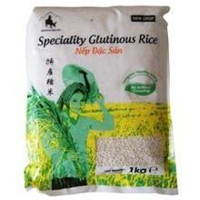 Longdan Buffalo Brand Speciality Glutinous Rice 1kg