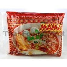 Mama Instant Chand Rice Noodles -  Tom Yum Flavour - 1 x 55g
