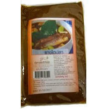 Grab Thai Southern Style Fermented Fish Curry Paste 50g