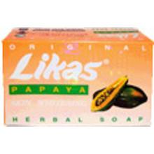 Liklas Herbal Papaya Soap 135g