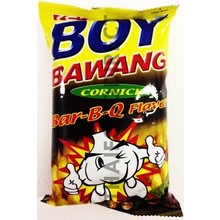Boy Bawang Barbecue Flavour