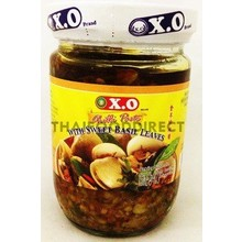 X.O Chilli Paste with Sweet Basil Leaves 200g