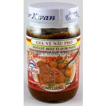 Por Kwan Instant Beef Flavour Paste 225g
