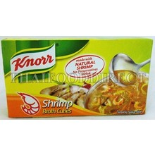 Knorr Shrimp Broth Cubes 60g