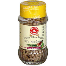 Hand Brand Whole White Peppercorn 60g