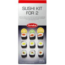 Yutaka Sushi Kit for 2-260g