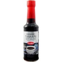 Yutaka Organic Tamari Soy Sauce Gluten Free 150ml