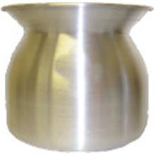 Cookware Diamond Aluminium Rice Steamer Pot 24cm