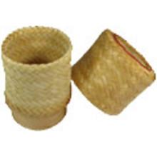 Cookware Bamboo Basket for Sticky Rice  3.5""