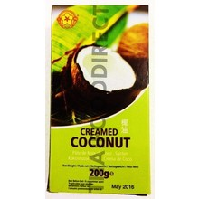Gold Plum Creamed Coconut 200g