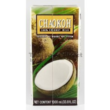 Chaokoh Coconut Milk UHT 1000ml
