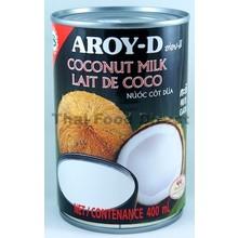 Aroy D Coconut Milk for Desserts 400ml