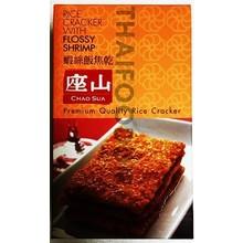 Chao Sua Prem Quality Rice Cracker- Flossy Shrimp100g