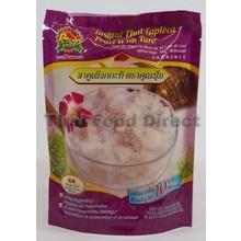 Madam Pum Instant Thai Tapioca Pearl with Taro 180g
