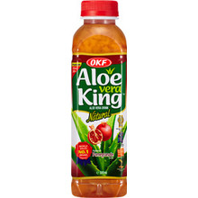 OKF Aloe Vera King Drink Pomegranate 500ml