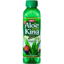 OKF Aloe Vera King Drink Original 500ml