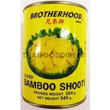 Brotherhood Sliced Bamboo Shoots 540g
