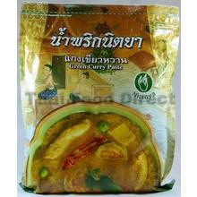 Nittaya Green Curry Paste 1000g