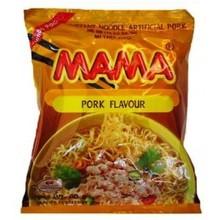 Mama Instant Noodles - Pork 1x90g