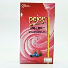 Glico Pejoy Reverse Stick - Double Berry 44g