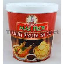 Mae Ploy Chilli Paste in Oil 400g