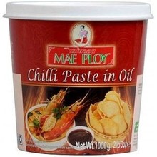 Mae Ploy Mae Ploy Chilli Paste in Oil 1000g