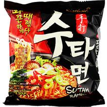 Samyang sutah ramen hot and spicy noodles soup 120g