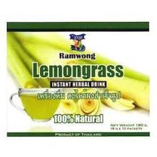 ramwong Instant Lemongrass Herbal Drink
