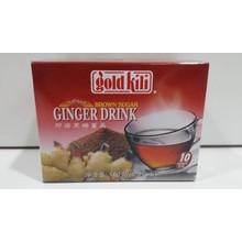 Gold Kili Brown Sugar Ginger Drink
