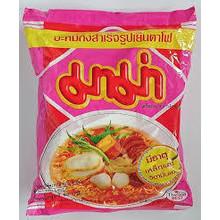 Mama Instant Noodles - Yentafo Flavour - 1 x 60g