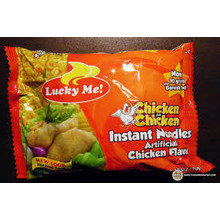 Lucky Me Instant Noodle Artificial Chicken 70g