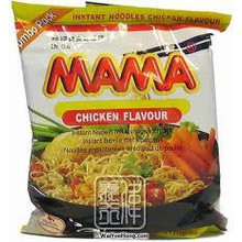 Mama Instant Noodles - Chicken Flavour - 1 x 90g