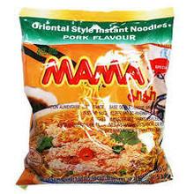 Mama Instant Noodles - Pork - 1 x 60g