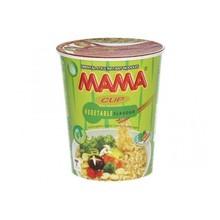 Mama Instant Noodles - Vegetable Flavour (Cup) - 70g