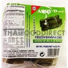 Aroy D Banana Cake 454g