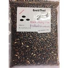 Grab Thai Black Sticky Rice 1kg