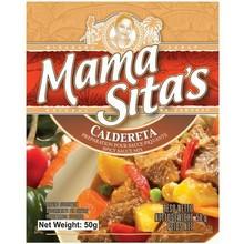 Mama Sitas Calderta Spicy Sauce Mix 50g