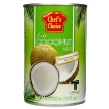 Chefs Choice Coconut Milk (lite) 400ml