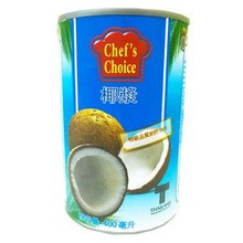 Chefs Choice Coconut Milk 400ml