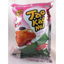 Tao Kae Noi Crispy Seaweed - Peking Duck Flavour 32g