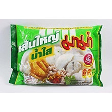 Mama Instant Flat Noodles - Clear Soup Flavour - 1x 50g