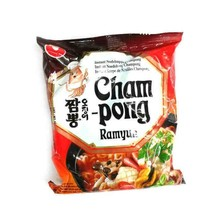 Nong Shim Instant Noodles - Champong Ramyun 1x124g