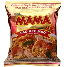 Mama Instant noodles - Pad Kee Mao Flavour - 1x60g