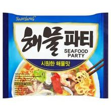 Samyang Instant Noodles - Seafood Ramyun 1x125g