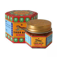Thai Import Tiger balm - Red Ointment 19.4g