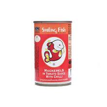 Smiling Fish Mackerels in Tomato Sauce 425g